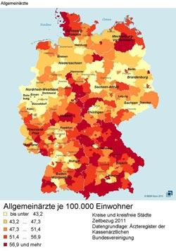 thematische karte deutschland Interaktiver Atlas veranschaulicht Lebenslagen in Deutschland und